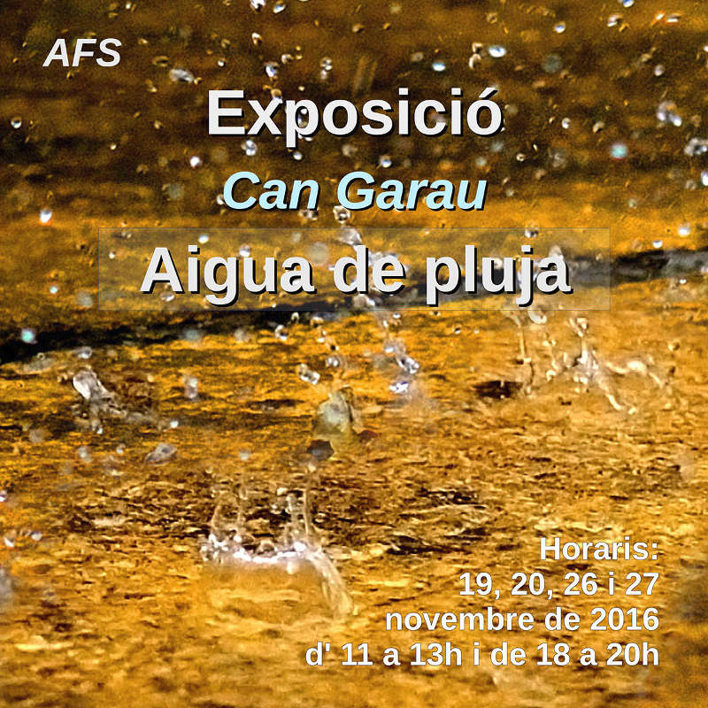 expo AFS Pluja 800